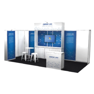 Corner Exhibition Stands Alone : Exhibition stands trade show backdrops marketing display stands