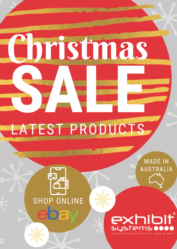 Exhibit Systems Christmas Catalogue Cover